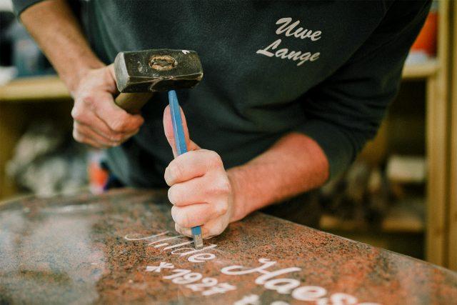Bildhauer Lange