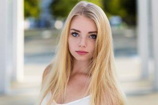 Portrait von Celine