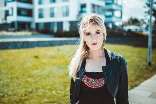 Portrait von Christina