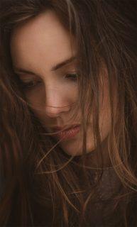 Closeup von Steffi