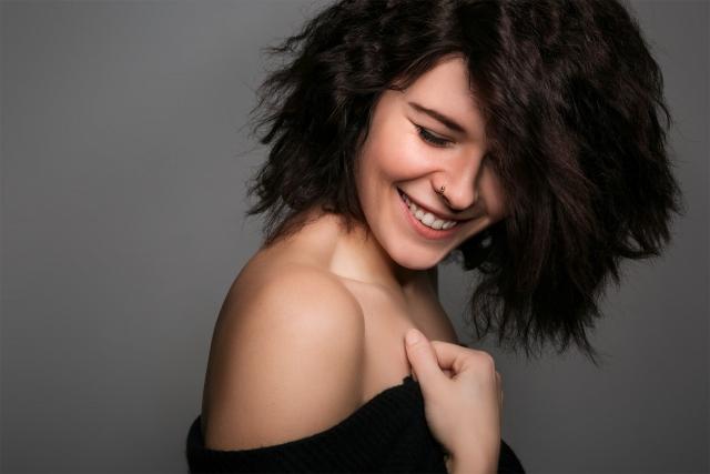Studioportrait Sarah