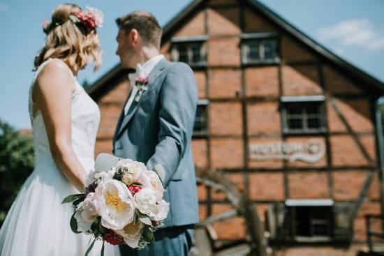 Hochzeit am Ruderhaus