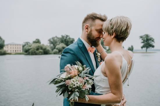 Hochzeit Laura & Sören - Haus am See